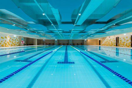 瑞穗春天國際觀光酒店 休閒會館 室內游泳池 (1)
