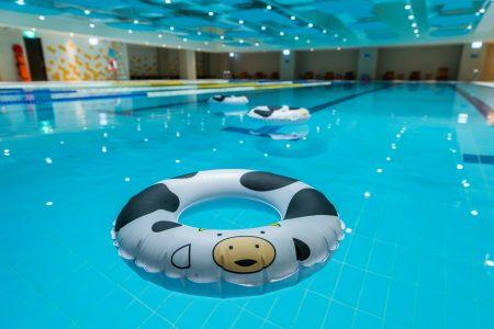 瑞穗春天國際觀光酒店 休閒會館 室內游泳池 (2)