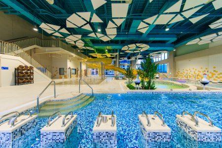 瑞穗春天國際觀光酒店 休閒會館 按摩水療區 (3)