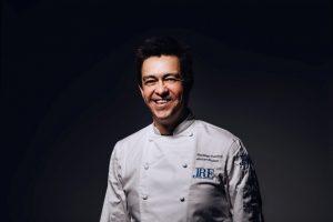 天成飯店集團 哥倫比亞客座主廚 Santiago Torrijos