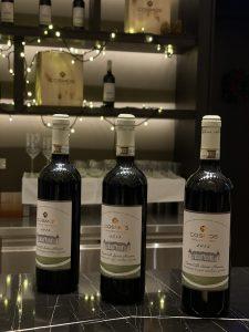 天成飯店集團x義大利TENUTA CASABIANCA酒莊專屬酒款