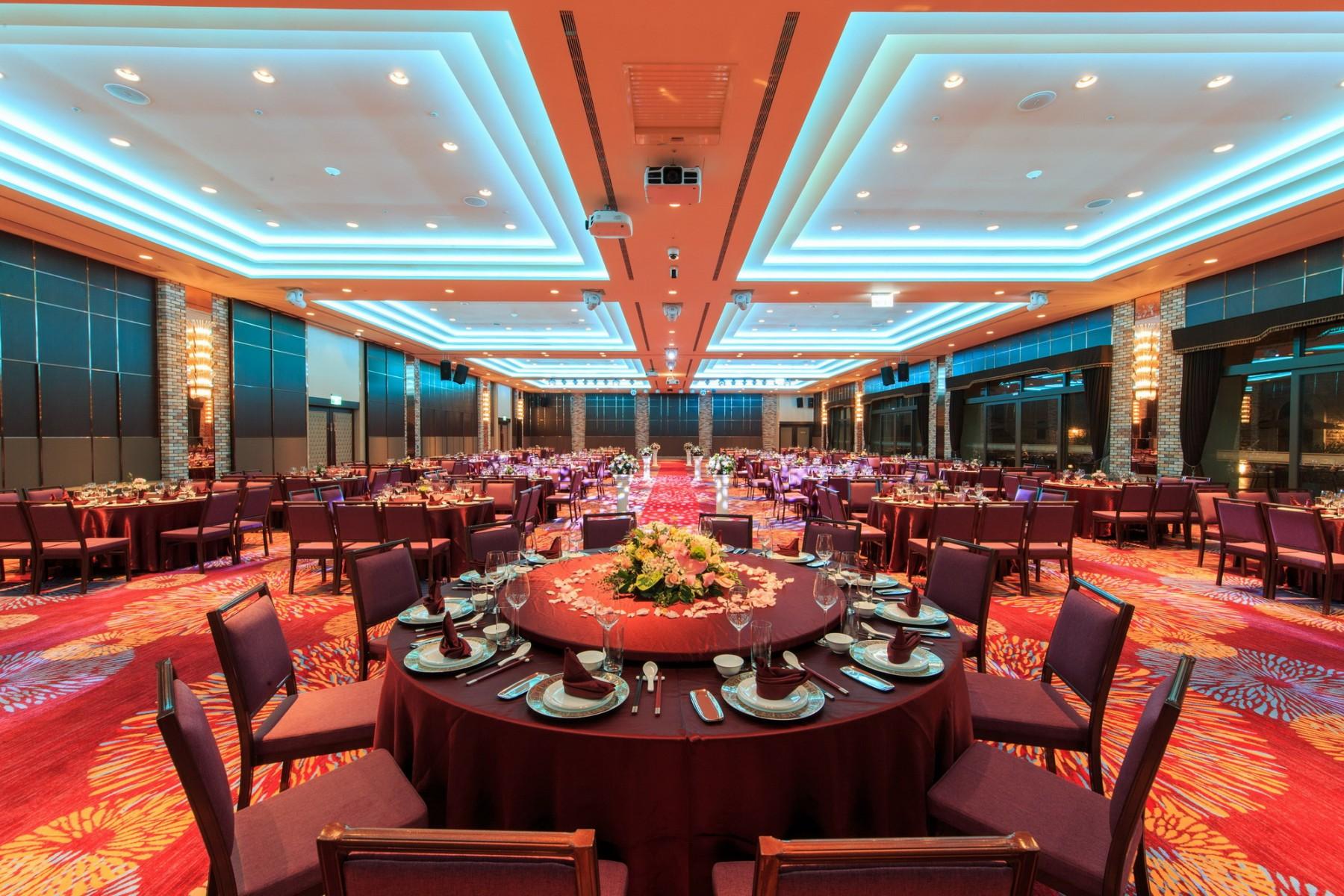 瑞穗天合國際觀光酒店國際廳